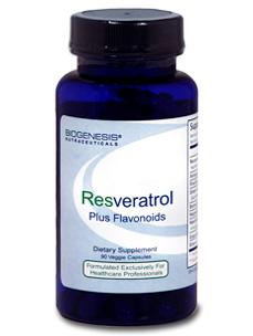Is resveratrol a flavonoid