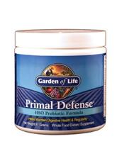 Primal Defense Natural Blend Of 12 Probiotics Garden Of Life