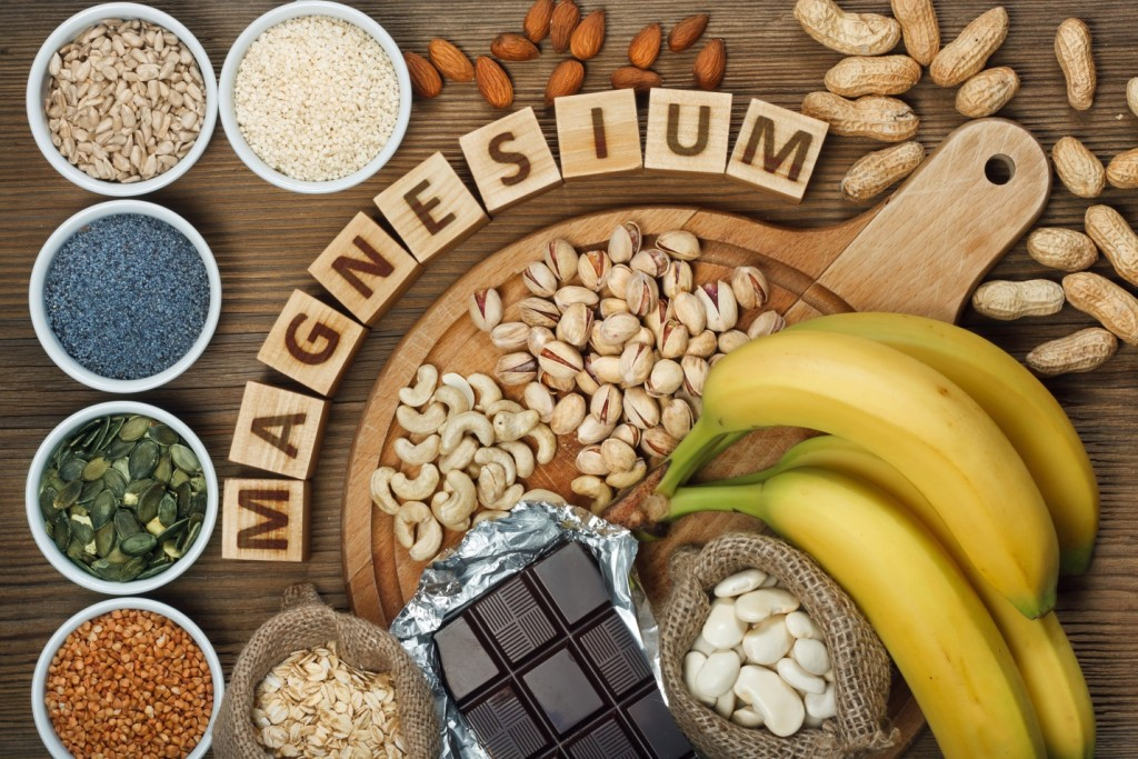 treating magnesium deficiency