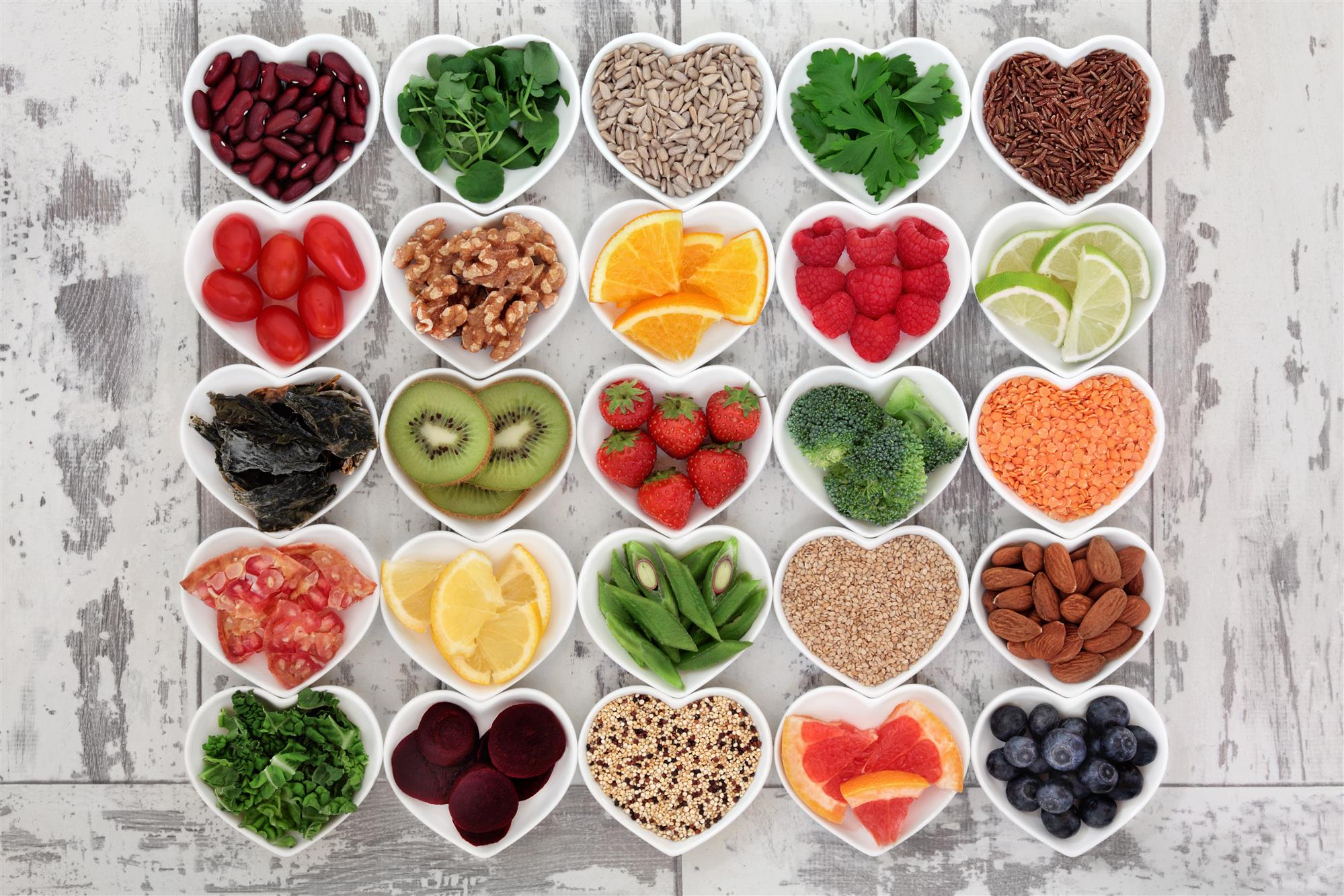 good healthy food healthy living