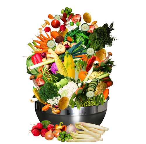 fresh healthy vegetable