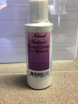 testo creme for women