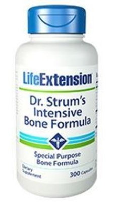 Dr Strum's Intensive Bone Formula 300 vcaps
