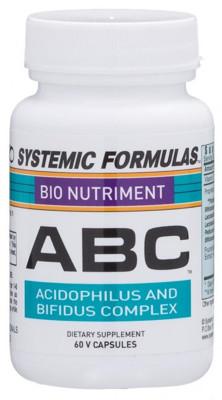 ABC – Probiotic 60 caps