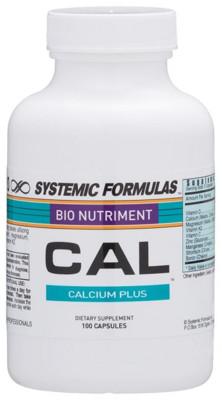 CAL - Calcium Plus 100 caps