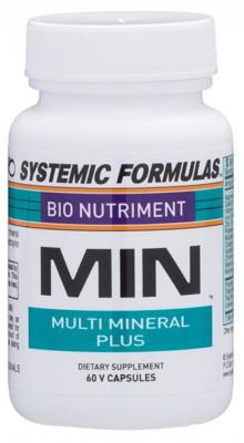 MIN - Multi Mineral Plus 60 caps