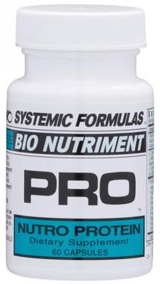 PRO - Nutro Protein 60 caps
