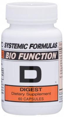 D - Digest 60 vcaps