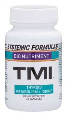 TMI - Thyroid Metabolism 60 caps