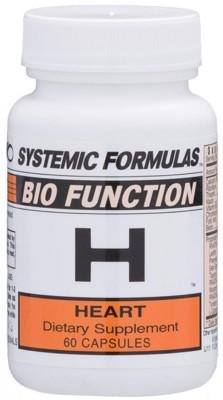 H – Heart 60 caps