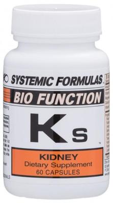 Ks – Kidney S 60 caps