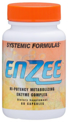 ENZEE - Hi-Potency Enzyme 60 caps