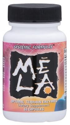 Mela Optimal Terrain Enzymes 60 vcaps