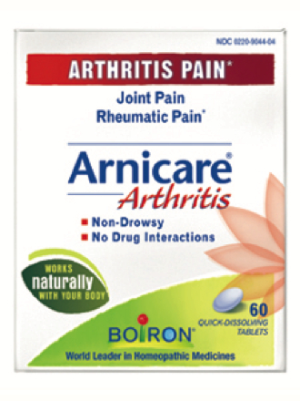Arnicare Arthritis 60 tabs
