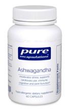 Ashwagandha 500 mg 60 vcaps