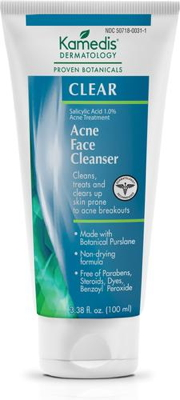 CLEAR Acne Cleanser 3.38 oz