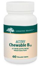 Active Chewable B12 60 tabs