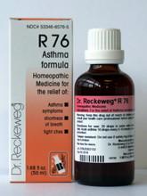 Asthma Formula R76 50 ml