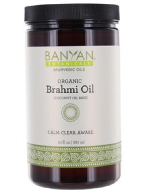 Brahmi Oil Coconut 30 fl oz