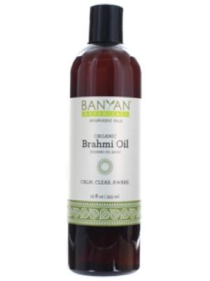 Brahmi Oil Sesame 12 fl oz
