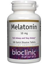 Melatonin 10 mg 180 tabs