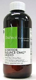 Behavior Balance-DMG Liquid 12 oz