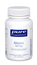Bilberry 160 mg 120 vcaps