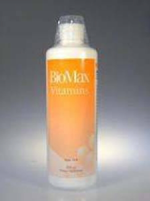 BioMax Vitamins 16 oz