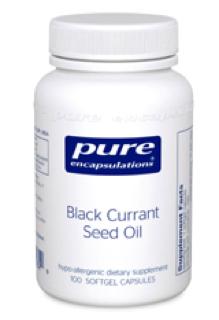 Black Currant Seed Oil 500 mg