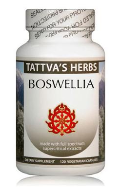 Boswellia CO2 - Certified Organic