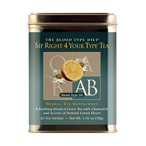 Sip Right 4 Your Type Tea AB