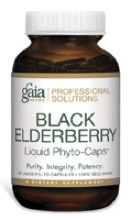 Black Elderberry Pro 60 lvcaps