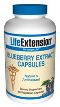 Blueberry Extract 60 vcaps
