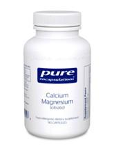 Calcium Magnesium (citrate) 90 vcaps