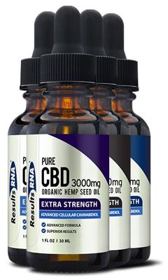CBD Extra Strength 1 oz