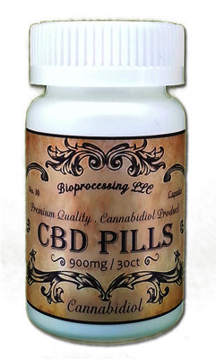No.30 Cannabidiol (CBD) Pills 30 pills 30mg