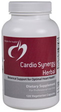 Cardio Synergy Herbal 120 capsules