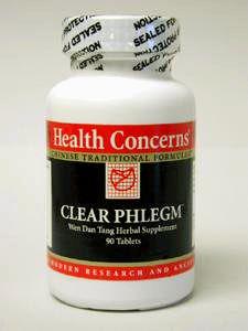 Clear Phlegm