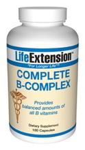 Complete B Complex 60 caps