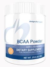 BCAA Powder with L-Glutamine 9.5 oz