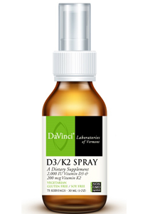 D3/K2 Spray 75 servings