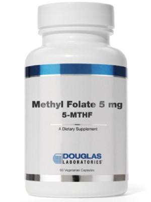 Methyl Folate 5 mg 5-MTHF 60 vegcaps