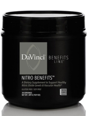 Nitro Benefits 30 servings