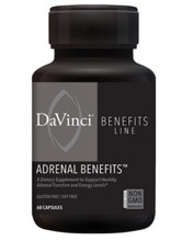 Adrenal Benefits caps