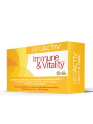 Reg'Activ Immune & Vitality 60 caps