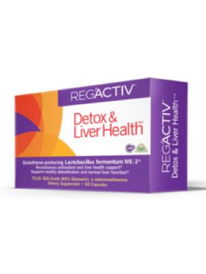 Reg'Activ Detox & Liver Health 60 caps