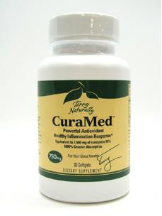 CuraMed 30 gels