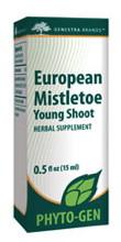 European Mistletoe Young Shoot 0.5 fl oz