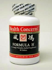 Formula H