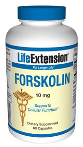 Forskolin 10mg 60 caps